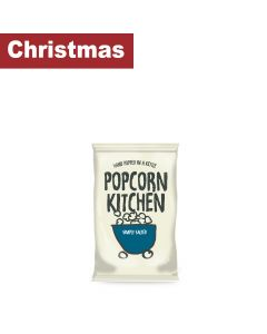 Popcorn Kitchen  - Simply Salted Popcorn Sharing Bag - 12 x 100g
