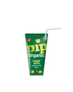 PIP Organic - Cloudy Apple Juice - 24 x 180ml