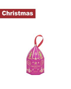 Prestat  - Pink Lantern Bauble with mini pink popping prosecco truffles - 4 x 60g