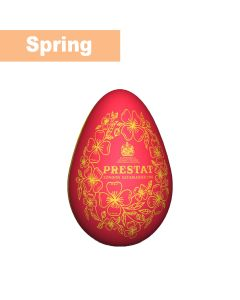 Prestat - Red Card Egg with Red Velvet Truffles - 5 x 75g