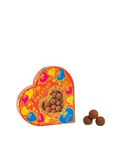Prestat - Sea Salt Caramel Heart Box - 8 x 100g