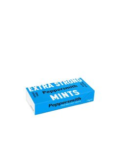 Peppersmith - Extra Strong Sugar Free Mints - 12 x 15g