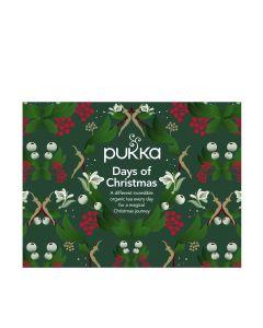 Pukka - Days of Christmas Tea Advent Calendar - 10 x 43.1g