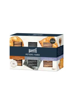 Peter's Yard - Sourdough Crispbread Selection Box - 6 x 265g