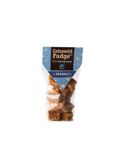 Cotswold Fudge Co - Seasalt Fudge - 12 x 150g