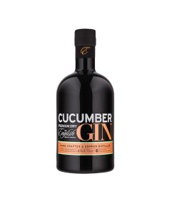 English Drinks Co, The - Premium Dry Cucumber Gin 40% Abv - 6 x 700ml