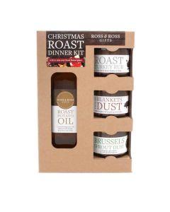Ross & Ross Gifts - Christmas Roast Dinner Kit - 6 x 700g