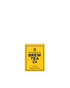 Brew Tea Co - English Breakfast Tea - 6 x 15 bags