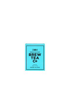 Brew Tea Co - Moroccan Mint Tea - 6 x 15 bags