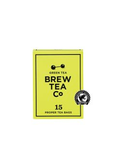 Brew Tea Co - Green Tea Tea - 6 x 15 bags