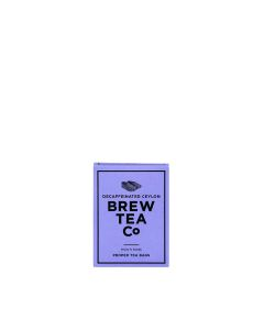 Brew Tea Co - CO2 Decaffinated Tea - 6 x 15 bags