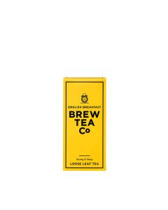 Brew Tea Co - English Breakfast - 1/4lb Loose Leaf Tea - 6 x 113g