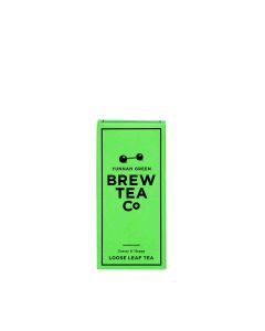Brew Tea Co - Green Tea - 1/4 Loose Leaf Tea - 6 x 113g