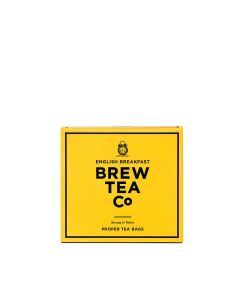 Brew Tea Co - English Breakfast Tea - 6 x 40 bags