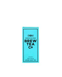 Brew Tea Co - Moroccan Mint - 1/4lb Loose Leaf Tea - 6 x 113g