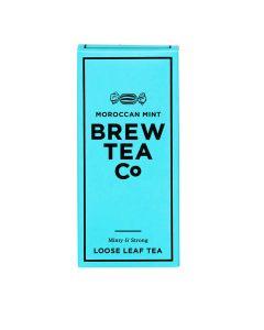 Brew Tea Co - Moroccan Mint - 1/4lb Loose Leaf Tea - 6 x 113g