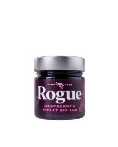Rogue - Raspberry & Violet Gin Jam  - 6 x 280g
