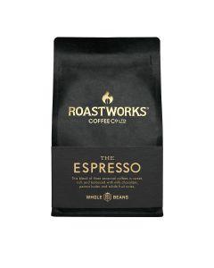 Roastworks Coffee Co. - The Espresso Whole Bean Coffee - 6 x 200g