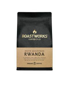 Roastworks Coffee Co. - Rwanda Ground Coffee - 6 x 200g