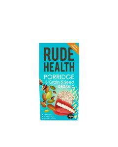 Rude Health - 5 Grain 5 Seed Porridge - 6 x 500g