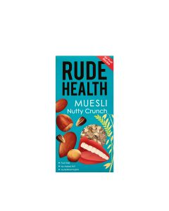 Rude Health - Nutty Crunch Muesli - 5 x 450g
