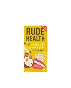 Rude Health - Coconut & Seed Muesli - 5 x 500g