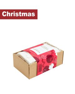 Simply Delicious Cake Co, The - Boxed Gluten Free Loaf Christmas Cake  - 8 x 500g