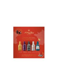 Anthon Berg - 10 Cognac Liqueurs - 9 x 155g