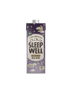 Sleep Well - Chocolate Milk Drink - 6 x 1L