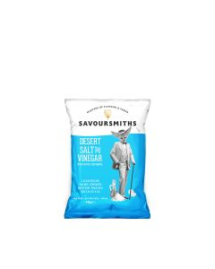 Savoursmiths - Desert Salt and Vinegar - 24 x 40g
