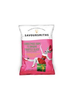 Savoursmiths - Christmas Ham with Umami Truffle Glaze - 12 x 150g