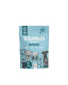 Scrumbles - Gnashers for Dogs - Daily Dental Bones - 6 x 150g