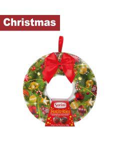 Sorini - Christmas Wreath Box - 6 x 188g