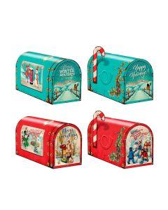 Sorini - Mail Box with Chocolate Cream & Puffed Rice - 6 x 300g