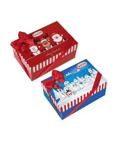 Sorini - Christmas Red & Blue Boxes - 6 x 300g