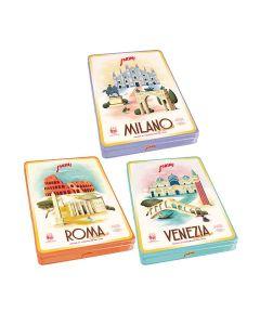 Sorini - Meraviglie d'Italia Tin Box - 7 x 198g