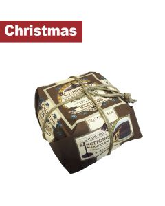 Lazzaroni - Hand Wrapped Chocolate Panettone - 9 x 750g