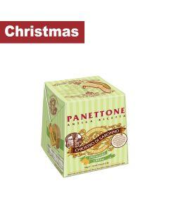 Lazzaroni - Panettone Pistachio Cardbox - 36 x 100