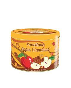 Lazzaroni - Halloween Panettone Apple & Cinnamon Metal Tin - 6 x 750g