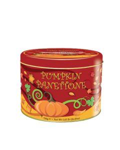 Lazzaroni - Halloween Panettone Pumpkin Metal Tin - 6 x 750g