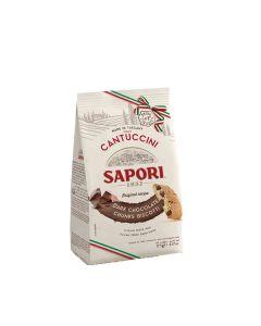 Sapori - Cantuccini Chocolate Chip - 10 x 175g