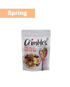 Mrs Crimbles  - Gluten free Pancake & Batter mix - 6 x 200g