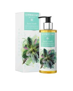 Summerdown Mint - Mint and Lemongrass Hand Wash - 6 x 250ml