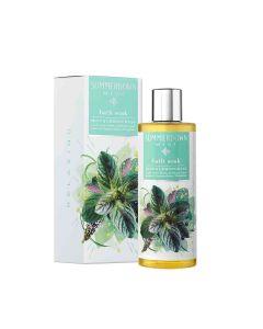Summerdown Mint - Mint and Lemongrass Bath Soak - 6 x 250ml