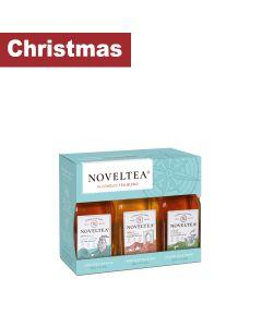 Noveltea - Trio Giftpack 11% Abv - 4 x 3 x 250ml