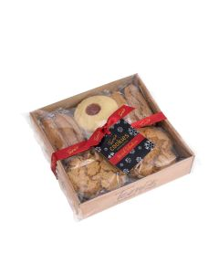 Teoni's - Winter Mixed Selection Shortbread - 6 x 375g
