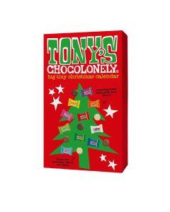 Tony's Chocolonely - Big Tiny Christmas Calendar - 12 x 225g