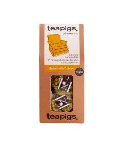 Teapigs - Chamomile Flowers - 6 x 15 Tea Bags