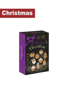 Treat Kitchen, The - Gingerbread Decorations - 10 x 740g
