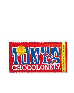 Tony's Chocolonely - Milk Chocolate - 15 x 180g